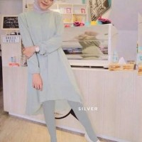Celana Legging Stocking Wudhu Bahan Tebal Limited