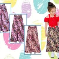 Celana Kulot Batik Anak 5 - 6 Tahun . PC1150 Berkualitas