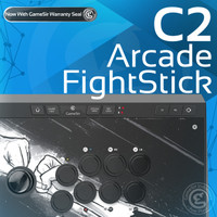 GameSir C2 Joystick Arcade FightStick for PS4 Android PC Xbox One