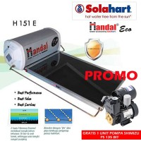 HOT PROMO HANDAL SOLAR WATER HEATER ECO 151 E