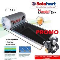 HOT PROMO HANDAL SOLAR WATER HEATER ECO 151 E