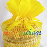 souvenir tas tile paket lebaran toples kue 2 susun