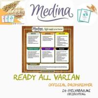 Masker Kefir Medina Organic by Ina Thomas