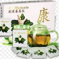 K-MURICATA herbal untuk menghambat dan menghancurkan sel kangker