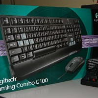 Key + Mouse Logitech Gaming G100