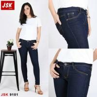 Celana Skinny Jeans Wanita Denim Panjang Celana Pensil Charliescloth