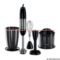 Russell Hobbs Illuminia 4 In 1 Hand Blender Juicer Tangan Daya 700 Wat