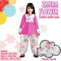 Baju Setelan Kulot Anak perempuan stelan Muslim Celana Murah