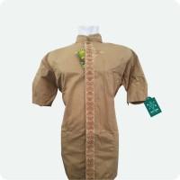 Baju Koko Atlas Bamus Universal / Baju Koko Murah / Baju Taqwa Muslim