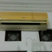 Ac Panasonic eolia 1 pk mantap dingin