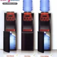 BEST KITCHEN Dispenser Sanken 2in1 Z88 galon Atas bawah mudah dan pra