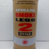 Oli Samping Apollo Oil 2T by Idemitsu Olsam