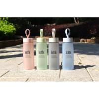 Botol Minum Tupperware Plastik 520ml - FQ-3715 | Hijau Murah
