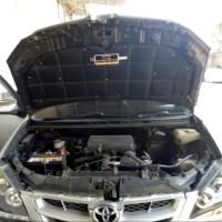 Toyota Avanza 2003-2011 Peredam Ekslusive kap Mesin Mobil