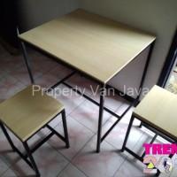 Meja dan Kursi Cafe PROMO!/Meja Makan