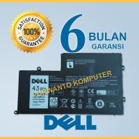 Original Baterai Laptop DELL Inspiron 14-5447 14-5448 14-5442 - TRHFF