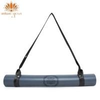 Tali Matras Yoga / Commuter New Hitam Setara Lululemon