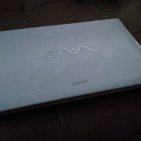 Komponen Laptop bekas Sony Vaio VPCEA16FG untuk kanibal