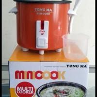 TERPERCAYA Rice Cooker Yong Ma Mini Cook MC 300 TERBATAS