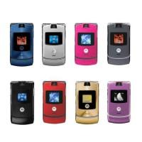 Motorola Razr V3i legend handphone mini