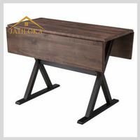 Jual Rustic Dining Table Meja Makan Lipat Top Kayu Jati 100cm Kab Jepara Jatiloka Furniture Tokopedia