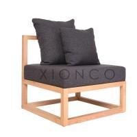 CUBIX SERIES - Kursi Tamu Sofa Modern Minimalis (AL) - XIONCO