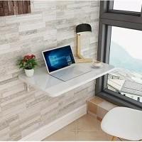 Meja lipat dinding/Rak/Meja komputer/Meja gantung 60cm x 40cm