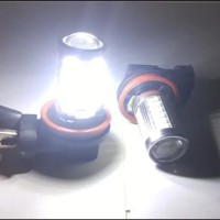 Bohlam lampu fog lamp Foglamp Led H11 H16 33 Led