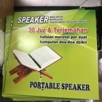 HOT SALE Speaker Quran Alquran / Speaker Quran mini usb Terjamin