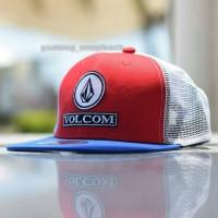 68c88e176bb229 topi snapback trucker volcom original import volcom snapback hat