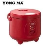 YONG MA Magic Com Mini Rice Cooker 0.7 Liter SMC2021 SMC-2021