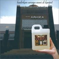 parfum karpet masjid,mushola ,dan sajadah murah aroma masjid namira