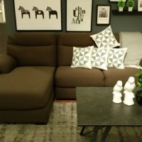 sofa tamu sudut Sofa L Barbarian Cantik,Mewah,minimalis murah