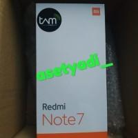 Handphone Xiaomi Redmi Note 7 Tam New 4/64 - Hitam Top