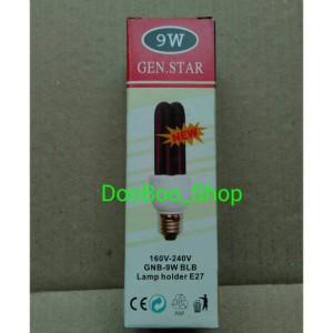 Lampu UV Merk GENSTAR 9 WATT E27