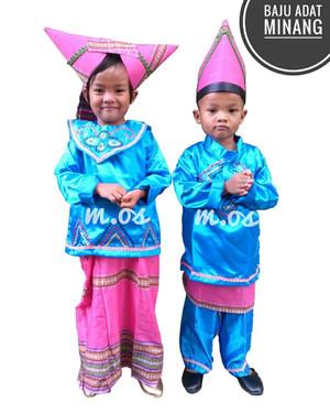 Jual Baju Adat Minang Couple Kab Bantul Mozzi Olshop Tokopedia