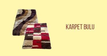Karpet Bulu, Solusi Kenyamanan Sempurna didalam Rumah