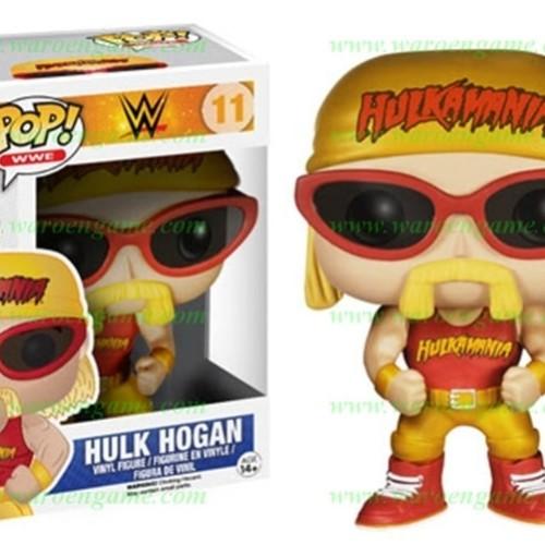 Jual Diskon Funko Pop Hulk Hogan Action Figure Cengkareng Shirly Market Tokopedia