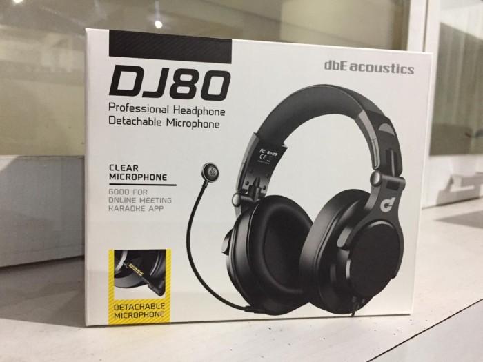 Jual HEADSET DBE DJ80 - Kota Bontang - Option Gametech | Tokopedia