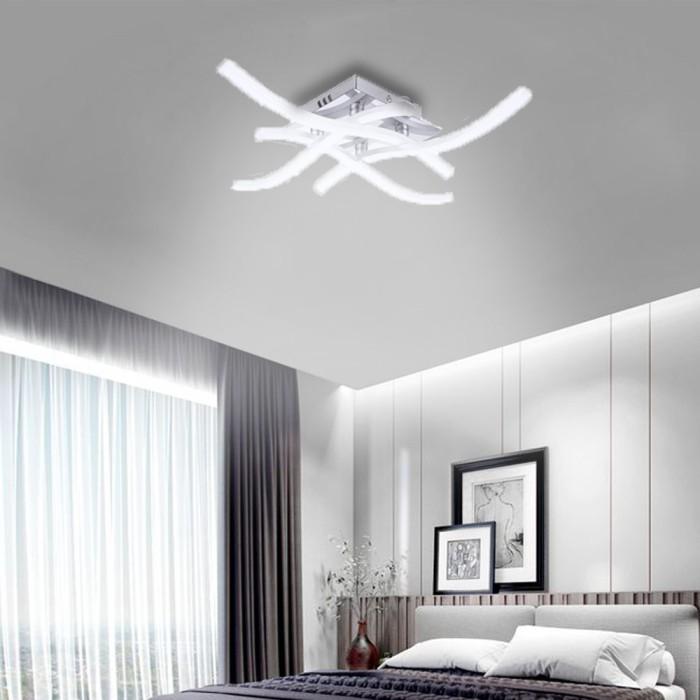Jual Modern Led 3 4 Light Ceiling Lights Kitchen Living Bedroom Pendant Kota Bandung Hendika Shop21 Tokopedia