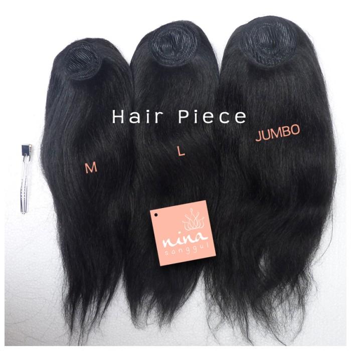 Jual Hair Piece Size M Kota Tangerang Selatan Nina Sanggul