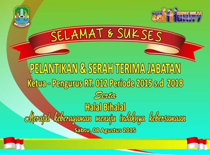 Jual Full Desain Backdrop Spanduk Banner Murah Kota Bekasi