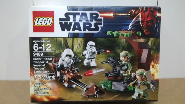 Jual Lego Star Wars Endor Rebel Troopers Vs Imperial Troopers Battle Pack Lucian Skyberg Figure Tokopedia