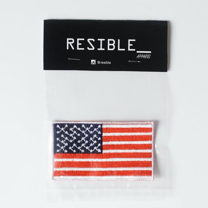 Jual Usa America Flag Bendera Amerika Serikat Patch Emblem Bordir Kota Surabaya Resible Apparel Tokopedia