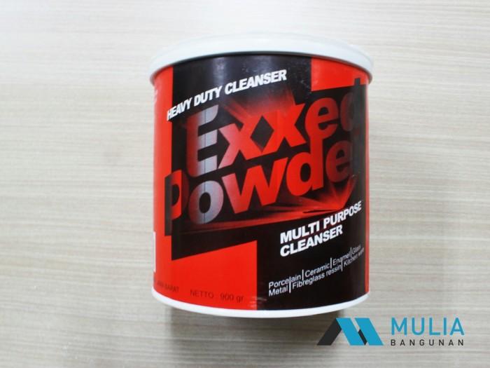 Multi Purpose Cleanser Exceed Powder untuk merawat lantai granit