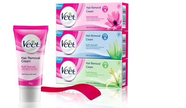 Jual Veet Cream Perontok Bulu Permanen  Paten Zara Cosmetik Tokopedia