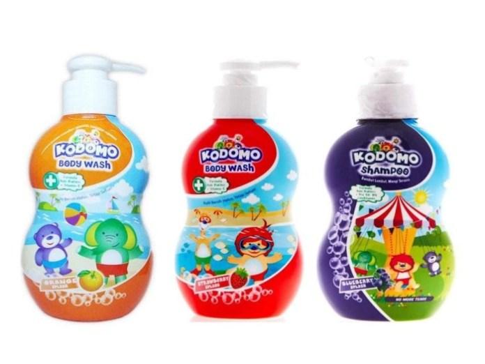 Image result for Kodomo Shampoo Gel Blueberry