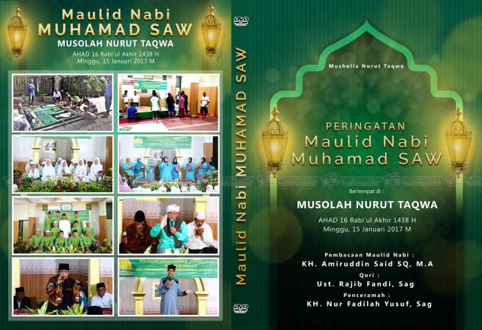 Jual Jasa Foto Dan Video Acara Maulid Nabi Tour Religi Halal