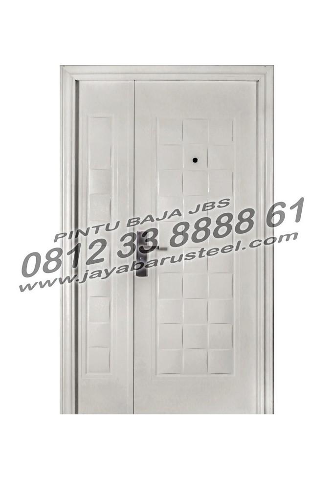 Jual Jbs Pintu Rumah Minimalis 2 Pintu Besar Kecil Kota