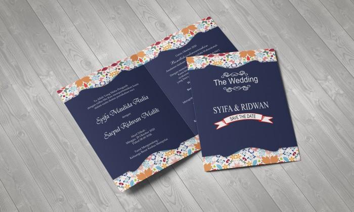 Jual Undangan Pernikahan Unik Lucu Keren Kreatif Murah V72 Store